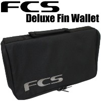 FCS エフシーエス フィンケース Deluxe 6Fin Wallet デラックスフィンウォレット ショートボード用 ロングボード用