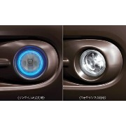 NISSAN 日産 cube キューブ 日産純正 リングイルミフォグ(フォグランプ付車用) 【対応年式2012.10〜次モデル】