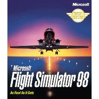 Microsoft Flight Simulator 98 (輸入版)