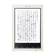 BookLive! BookLive!Reader Lideo電子書籍リーダー 専用 89/121/RH 液晶保護フィルム 防指紋(クリア)タイプ