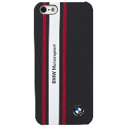 CG Mobile BMW 【正規ライセンス】【iPhone 5s/5用ハードケース】 Motorsport Collection Hard Case for iPhone 5s/5 Navy Blue ネイヒ...
