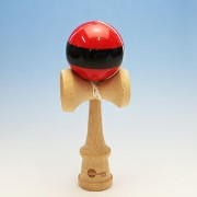 KENDAMA USA けん玉 SINGLE STRIPE Red×Black