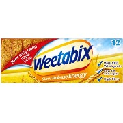 Weetabix Cereal (ウィータビックス シリアル 12枚) 12 biscuits 【並行輸入品】【海外直送品】