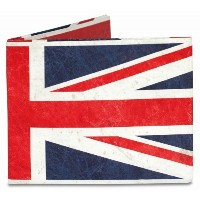 mighty wallet (Union Jack) DM/DY616