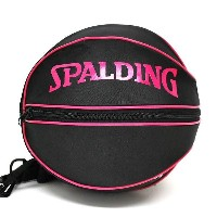 NBA ボール バッグ SPALDING ピンク
