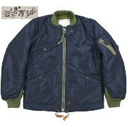 "【SALE】20%OFF★MFSC(SEA HUNT)Mister Freedom×Sugar Cane/ミスターフリーダム×シュガーケーン HELO JACKET ""NAVY"" ミスターフリ..."