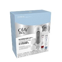 Olay Pro-X オーレイプロ-X Microdermabrasion Plus Advanced Cleansing System, 1-Kit