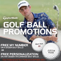 TaylorMade Tour Preferred Free Personalization カスタムボール【ゴルフ 特注/オーダーメイド>特注-ボール】