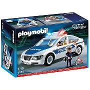 プレイモービル 5184 パトカー PLAYMOBIL Police Car with Flashing Light