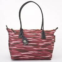 ROBERTA PIERI ロベルタピエリ バッグ Rope Small tote BOURDEAUX