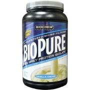 海外直送品Biochem Biopure Vanilla, Powder 2 LBS