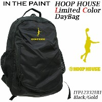 【IN THE PAINT】インザペイント 限定 ディバッグ リュック バスケットボール(itp12332hh)