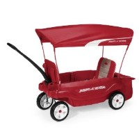 Radio Flyer The Ultimate Comfort Wagon, Red ラジオフライヤー