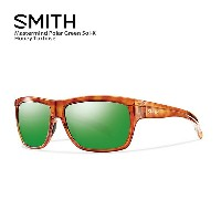 SMITH 〔スミス サングラス〕 Mastermind〔マスターマインド〕〔Honey Tortoise〕Polar Green Sol-X〔z〕