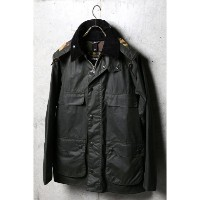 Barbour×JS OLD BEDALE with HOOD camo lining/別注 バブアー【ジャーナルスタンダード/JOURNAL STANDARD】