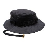 ROTHCO BOONIE HAT (5819: Black)ロスコ/ブーニーハット/黒