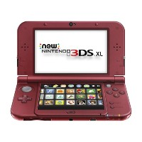 New Nintendo 3ds Xl - New Red