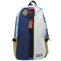 SUPE design(シュープ) メガジップデイバッグ(リュック)『Day Bag Collection Multi Color Series』(Pop Blueberry/ポップ...