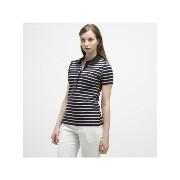 【SALE/50%OFF】LACOSTE (W)ボーダーポロシャツ (半袖) ラコステ カットソー【RBA_S】【RBA_E】【送料無料】