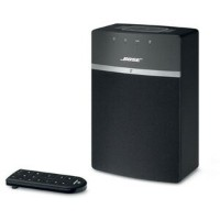SOUNDTOUCH10BLK【税込】 ボーズ Wi-Fi/Bluetooth対応ワイヤレススピーカー(ブラック) BOSE SoundTouch 10 Series wireless music system...