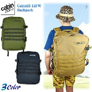 【10%OFF!】Cabin Zero キャビンゼロ CABIN03 military back pack 44L ミリタリー キャビンバッグ リュック バックパック