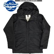 "BUZZ RICKSON'S /バズリクソンズ EXTENDED COLD WEATHER CLOTHING SYSTEMS type BLACK ECWCS ""William Gibson Collection"" ウィリアム・ギ..."