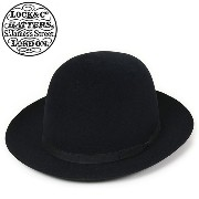 James Lock & Co Hatters ジェームスロック VOYAGER ラビットファーハット [BLACK] メンズ 男性用 帽子 ウールハット フェ...