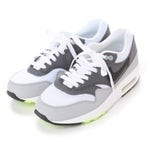 送料無料!ナイキ NIKE atomos NIKE AIR MAX 1 ESSENTIAL (WHITE/BLACK-DARK GREY-WLF GREY)