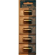 4 pcs 4LR44 Card 6V Alkaline Battery Compatible with 476A 4LR44 A544 V403PX PX28A L1325 V28PX PX28 28A A544 V4034PX L544 K28A plus Hillflower Coupon