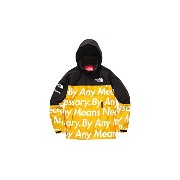 ※Sサイズ Supreme(シュプリーム)×THE NORTH FACE(ノースフェイス)/Mountain Pullover[yellow] np515501 2015 A/W mountain parka マウン...