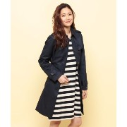 ★dポイントが貯まる★【TOMMY HILFIGER(トミーヒルフィガー)】AS HERITAGE SINGLE BREASTED TRENCH【dポイントでお得に購入】