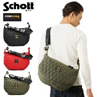Schott ショット 3169006 NYLON PADDED BANANA BAG【WIP03】