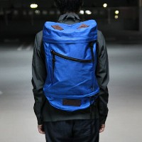 hobo(ホーボー) CELSPUN Nylon CAVE 23L Backpack by ARAITENT (アライテント) BLUE