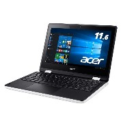 Acer ノートパソコン Aspire R3-131T-A14D/W Windows10 Home 64bit/11.6インチ/360度ヒンジ