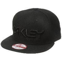 (オークリー) OAKLEY キャップ FLTV OAKLEY 75 SNAP-BACK 91960 JETBK