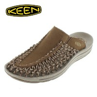 KEEN キーン メンズ サンダル UNEEK SLIDE 1014626 DARKEARTH BRINDLE KA-10146