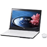 PC-NS350EAW【税込】 NEC 15.6型ノートパソコンLAVIE Note Standard NS350/EAシリーズクリスタルホワイト (Office Home&Business...