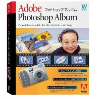 Adobe Photoshop Album 日本語版