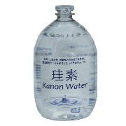 珪素水 Kanon Water 320ml×24本
