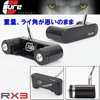 CURE PUTTERS RX キュア パター RX-3 34インチ [並行輸入品]