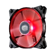 Cooler Master RED LED 120mmケースファン JETFLO 120 (型番:R4-JFDP-20PR-J1)