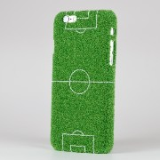 <iPhone 6/6s 対応> Shibaful (Fever Pitch) 芝生 サッカー iPhoneケース for iPhone6/6s【正規品】
