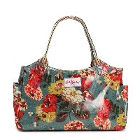 Cath Kidston443241キャスキッドソン トートバッグAUTUMN BLOOMTEAL
