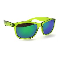 DOT DASH(ドットダッシュ) ac217d05-lim サングラス POSEUR/LIM/Lime Translucent/Green Chrome...