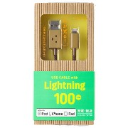 cheero CHE-222 DANBOARD USB Cable with Lightning connector 100cm 《納期未定》