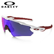 【OAKLEY】(オークリー) サングラス OO9275-09 RADAR EV PATH (ASIA FIT) Polished White Positive Red Iridium レーダーEVパス アジア...