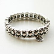【PHILIPPE AUDIBERT/フィリップオーディベール】Amelia bracelet metal silver color,