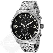【Invicta インビクタ メンズ 腕時計 0365 II Collection Stainless Steel Watch】