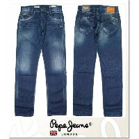 PEPE JEANS LONDON SPIKE (LS:PANTS)(PM200029F14-000)