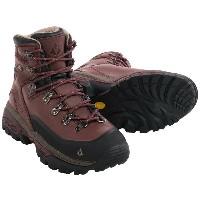 バスク Vasque レディース ハイキング シューズ・靴【Eriksson Gore-Tex Hiking Boots - Waterproof】Mahogany/Jet Black